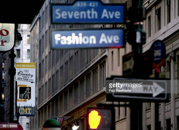 CMT sign is seen on 7th Avenue on November 7 2005 in New York City