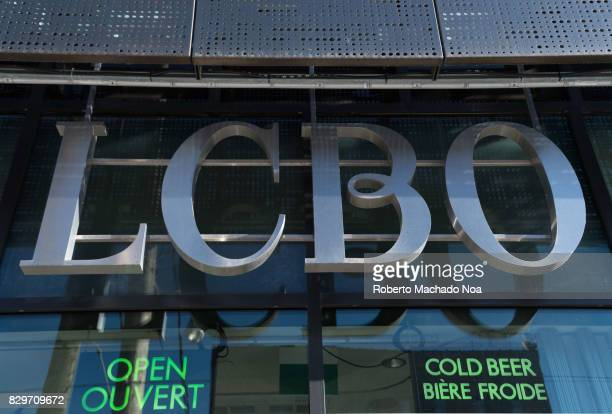 LCBO sign logo The Liquor Control Board of Ontario is a Crown corporation that retails and distributes alcoholic beverages throughout the province of...