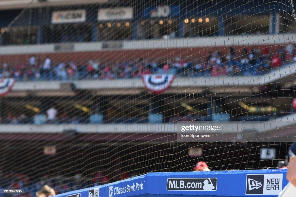 MLB: APR 09 Nationals at Phillies : News Photo