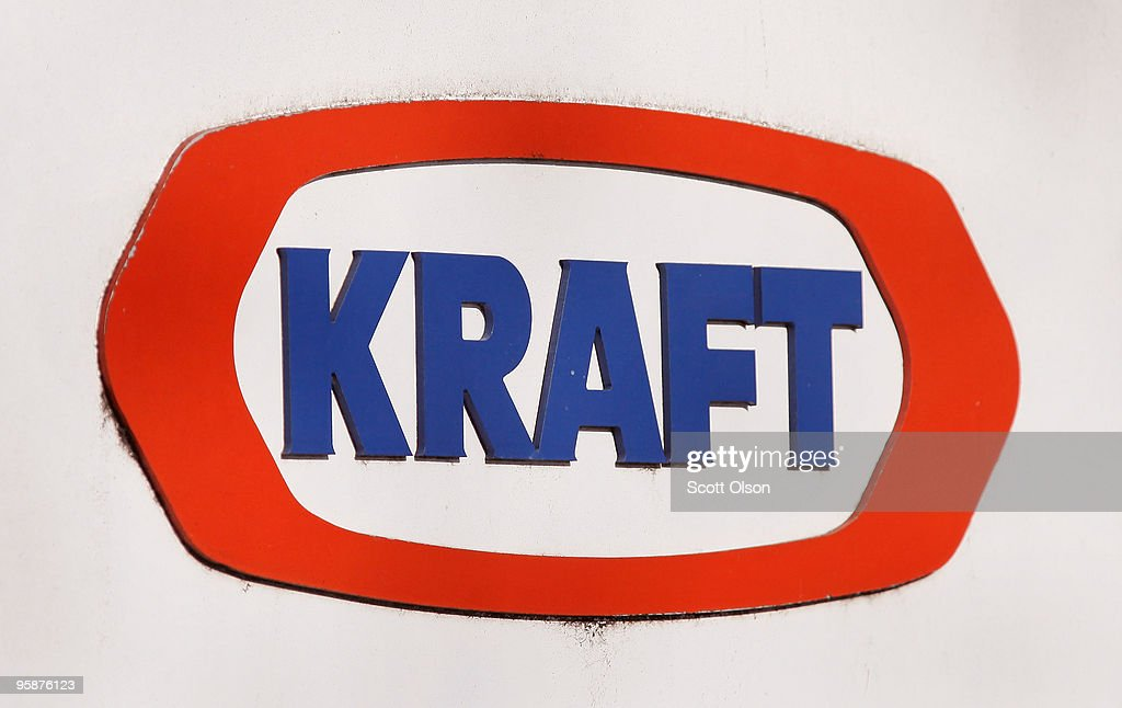 A sign marks the location of the Research and Development center for Kraft Food Inc. January 19, 2010 in Glenview, Illinois. The British chocolate giant Cadbury has agreed January 19, 2010 to accept a $19.4 billion takeover bid by Kraft Foods.