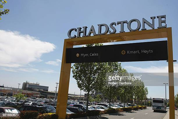 Sign of Chadstone Shopping Centre is seen after the official reopening of the Chadstone Shopping Centre on November 18, 2009 in Melbourne, Australia.