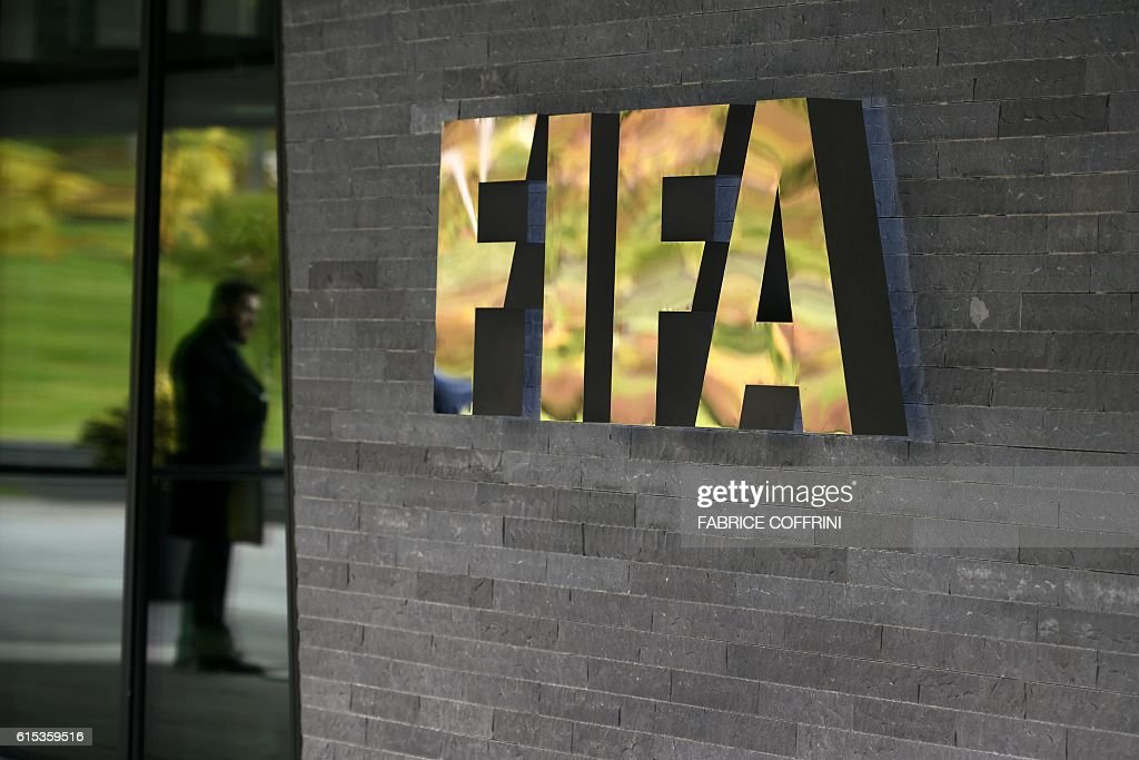 FBL-SUI-FIFA : News Photo