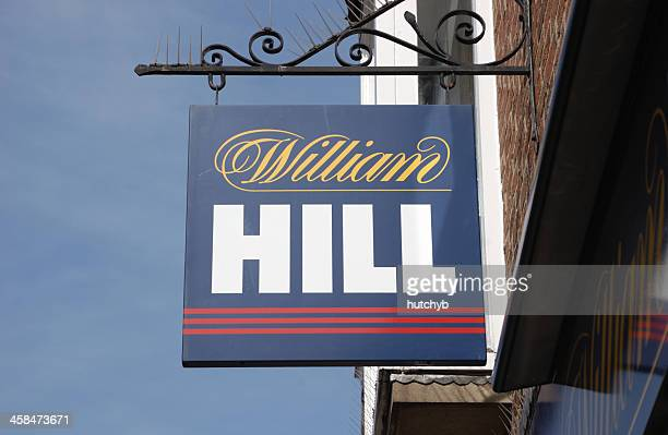 Sign of William Hill Bookmakers