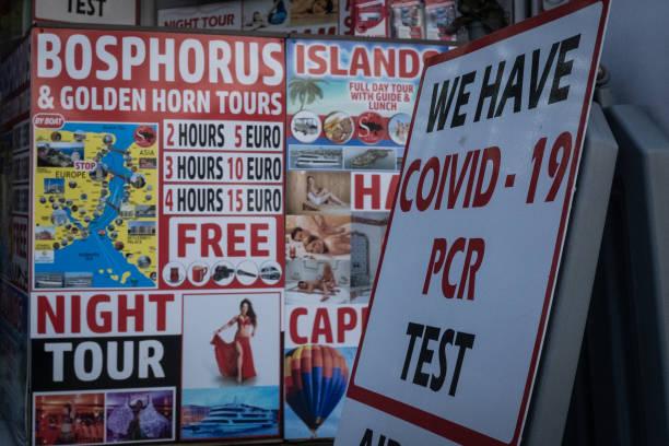 TUR: Three Week Lockdown Continues In Turkey Amid Coronavirus Pandemic
