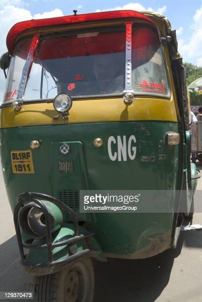 Cng Vehicle Stock Photos And Pictures Getty Images