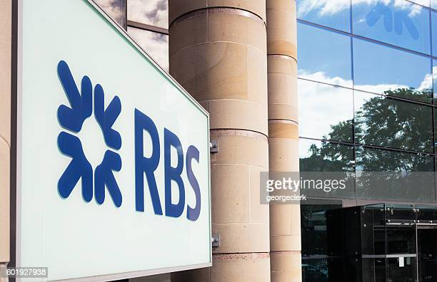 RBS sign on office exterior