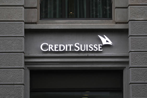 CHE: Credit Suisse Group AG as Swiss Bank Shakes Up Oversight After Scandals