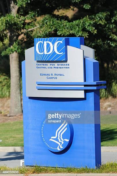 cdc segnale - centro per il controllo e la prevenzione delle malattie foto e immagini stock