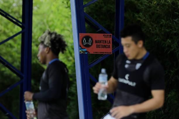 ECU: Independiente del Valle Training Session