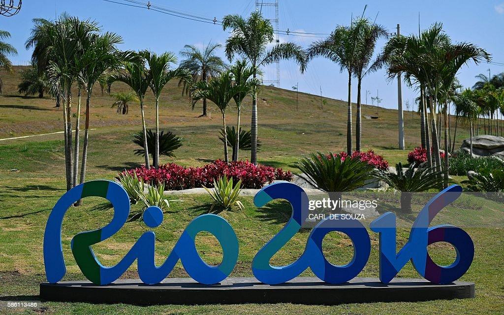 CANOE-OLY-2016-RIO : News Photo