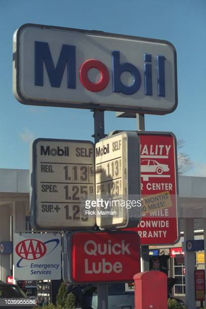 60 Top Gas Station Price Sign Pictures, Photos, & Images - Getty Images