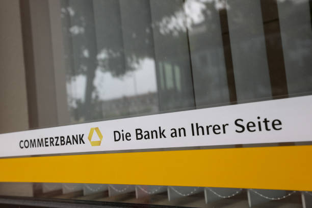 DEU: Commerzbank AG Branches Ahead Of German Bank's Results