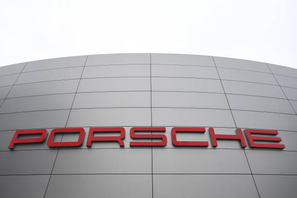DEU: Porsche SE Headquarters As Luxury Automaker Looks To Boost Rimac Automobili Stake