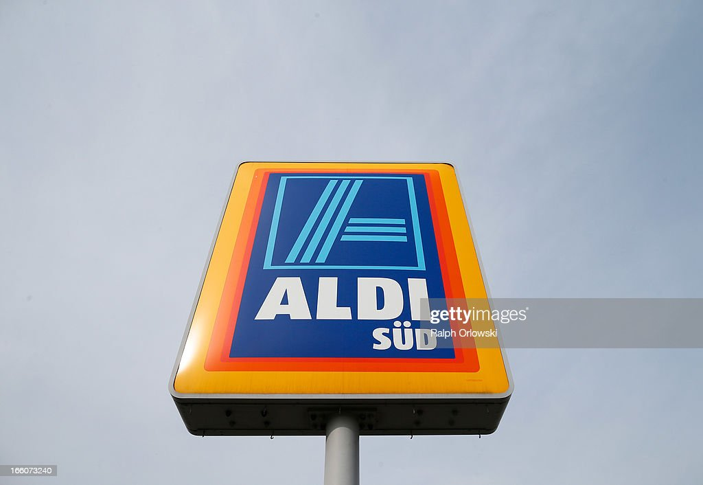 Aldi 100th Anniversary Nears : News Photo