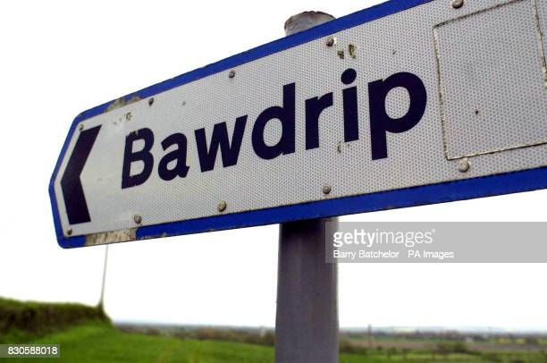 Sign to Bawdrip Somerset Heritage campaigners hit out today at a decision by magistrates to impose a small fine on two brothers who demolished a...