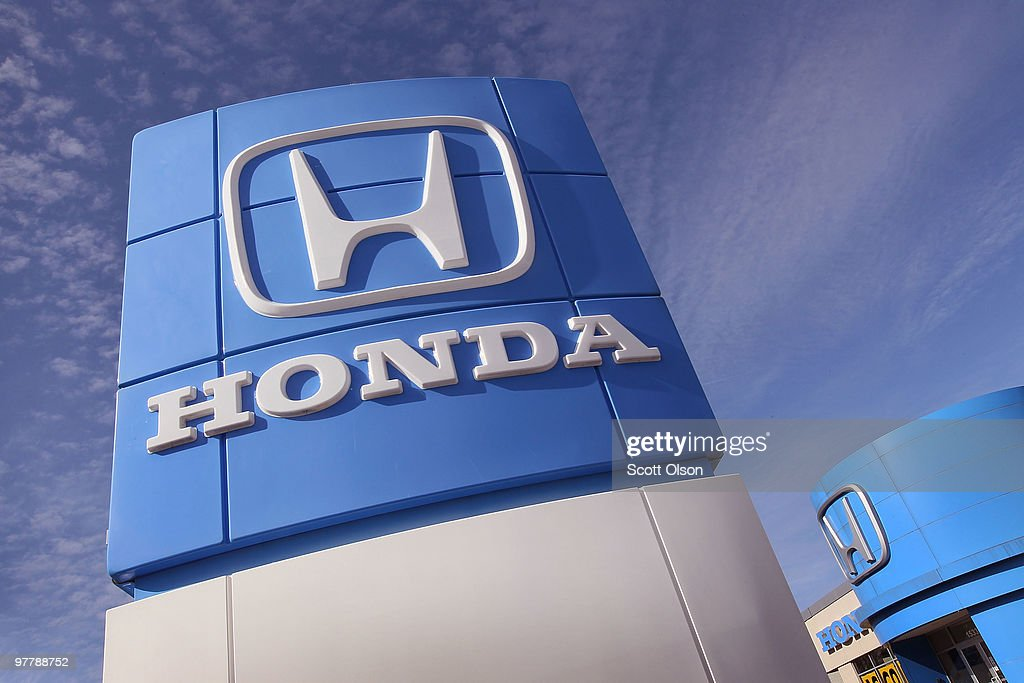 "Honda Recalls Over 400,000 Vehicles For ""Soft"" Brake Pedals : News Photo"