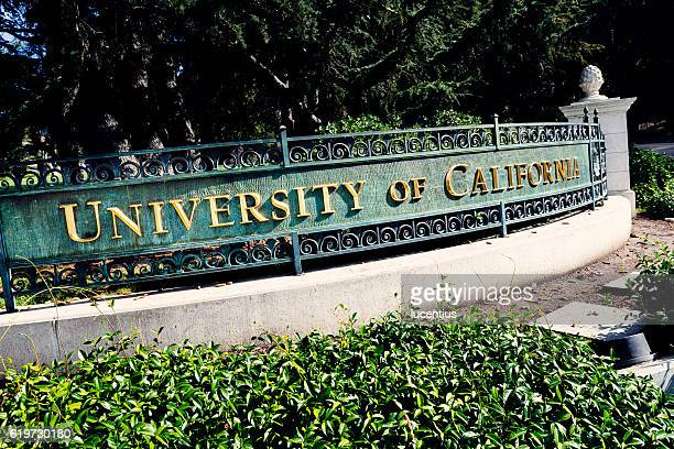Sign, University of California at Berkeley