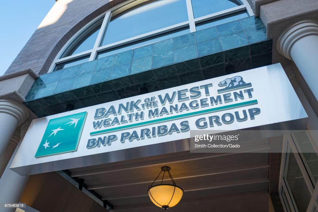Bank Of The West : News Photo