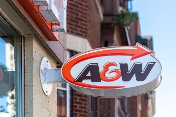 A&W Menu Prices in Canada 2021