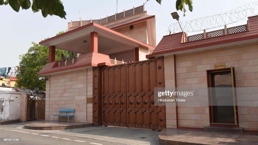 BSP Turns Official Residence Of Former UP Chief Minister Mayawati Into Shri Kanshi Ram Ji Yaadgar Vishram Sthal To Avoid Vacating It