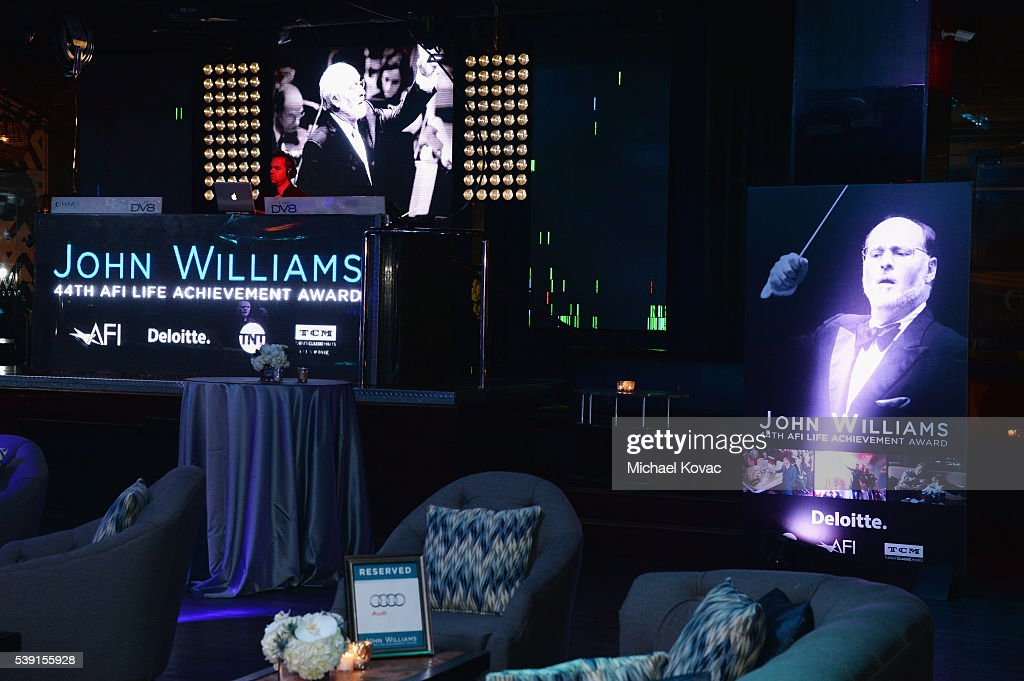 CA: American Film Institute's 44th Life Achievement Award Gala Tribute to John Williams - After Party