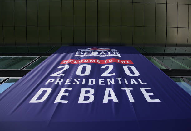 OH: Preparations Ahead Of First U.S. Presidential Debate