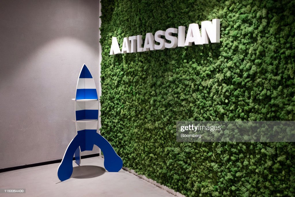 Atlassian Co-founder and CEO Mike Cannon-Brookes Interview And Office Tour : ニュース写真