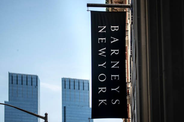 NY: Luxury Retailer Barney's New York Mulls Bankruptcy Filing According To Reports