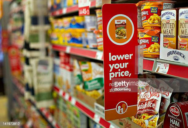 Signage hangs at a Family Dollar Stores Inc location in Sterling Illinois US on Tuesday March 27 2012 Family Dollar Stores Inc the secondlargest US...