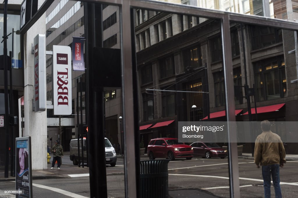 A BB&T Corp. Branch Ahead Of Earnings Figures