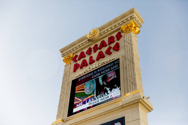 NV: Caesars Entertainment Locations Ahead Of Earnings Figures