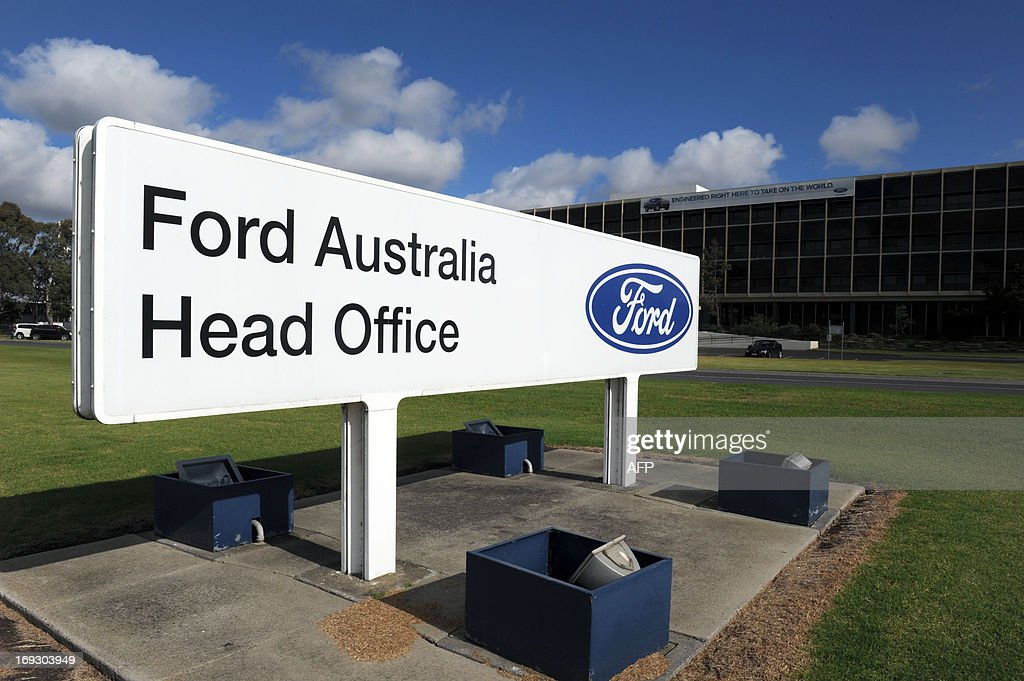 Ford melbourne office