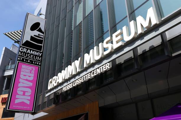 CA: GRAMMY Museum Reopening Press Preview Day