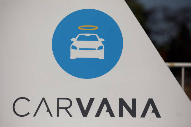 CA: A Carvana Vending Machine As Used-Car Prices Bounce Back