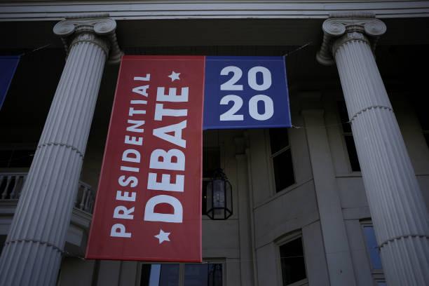 TN: Preparations Ahead Of Final U.S. Presidential Debate