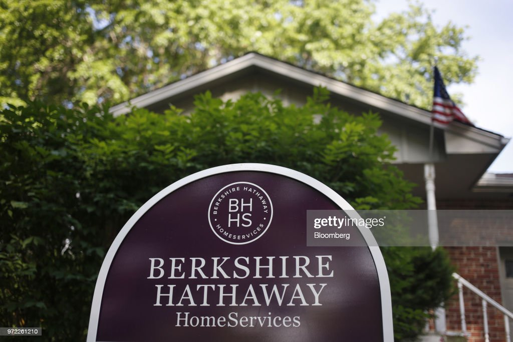 Berkshire Hathaway HomeServices Inc. Locations Ahead Of Joint Health- Care Venture CEO Announcement : News Photo