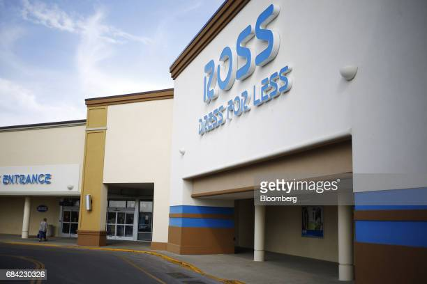 Signage is displayed outside a Ross Stores Inc. Location in Lexington, Kentucky, U.S., on Monday, May 15, 2017. Ross Stores Inc. Is scheduled to...