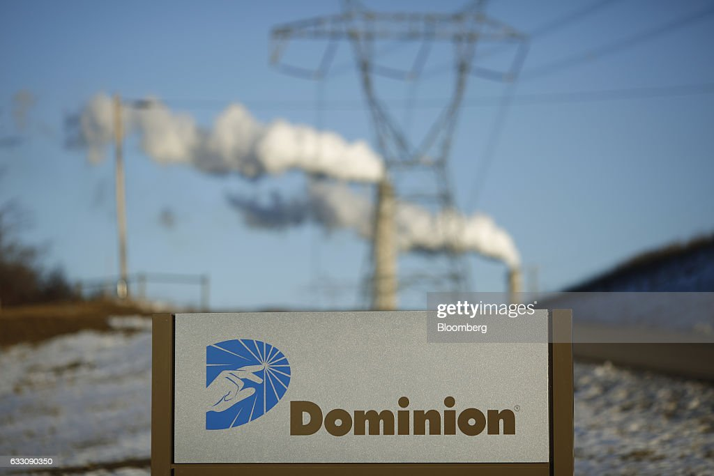 The Dominion Resources Inc. Generating Station Ahead Of Earnings Figures : News Photo