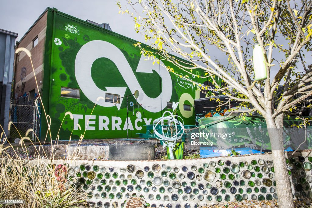 Inside The TerraCycle Facility As CEO Has A Better Way To Trash Diapers : News Photo