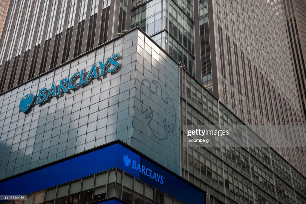Times Square As Stocks Rise While Trade Talks Near Pivotal Point : News Photo