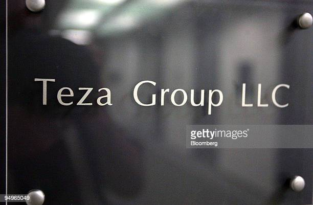 Signage is displayed outside the offices of Teza Technologies LLC is seen in Chicago Illinois US on Friday July 10 2009 Citadel Investment Group LLC...