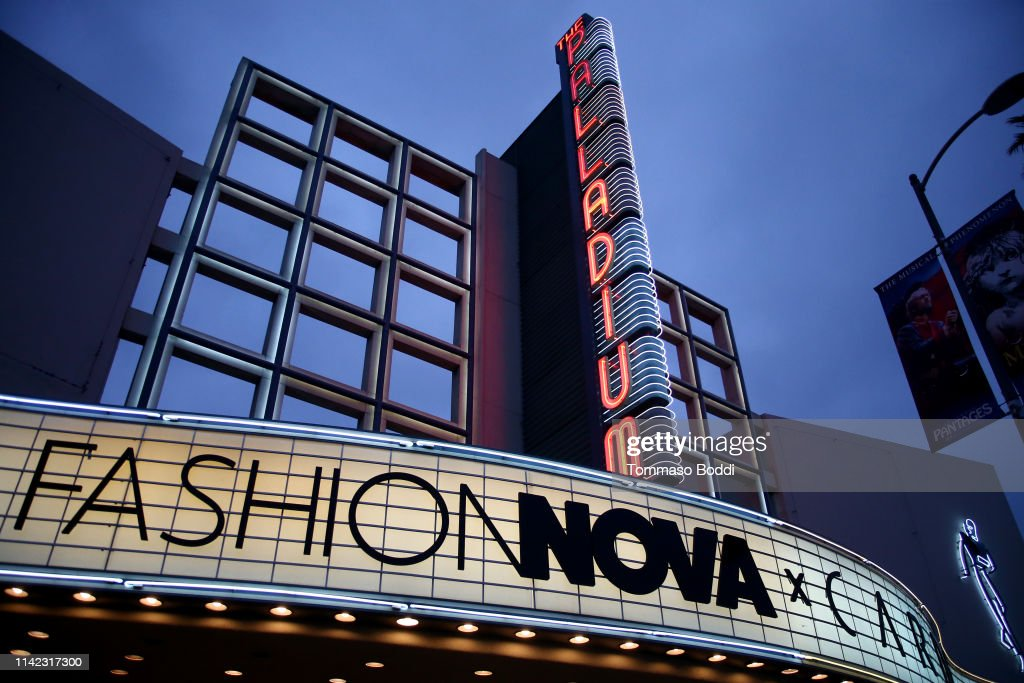 Fashion Nova Presents: Party With Cardi - Arrivals : News Photo