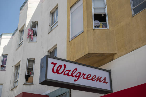 CA: A Walgreens Boots Alliance Store Ahead Of Earnings Figures
