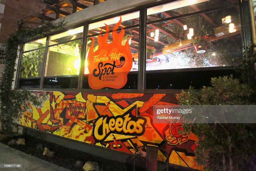 Cheetos Restaurant  - Day 2 : News Photo