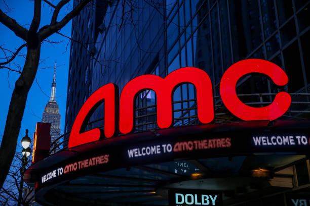 NY: New York City Movie Theaters Reopen Following Yearlong Closures