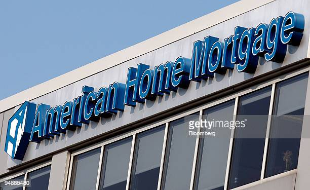 american home mortgage American Home Mortgage Investment Corp. Stock Photos and Pictures ...