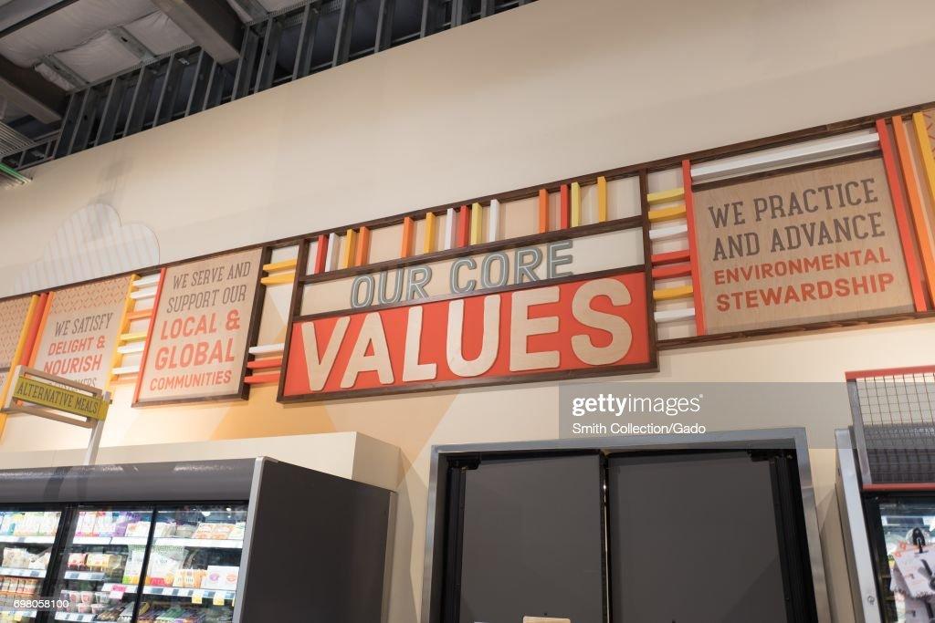 Whole Foods Market : News Photo
