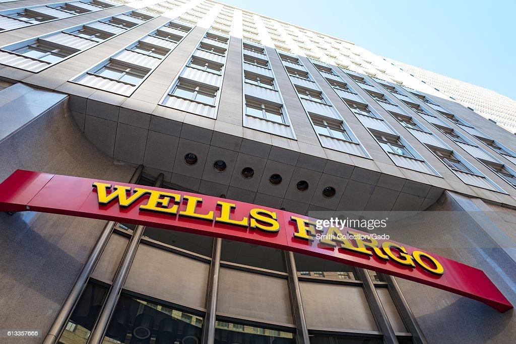Wells Fargo : News Photo