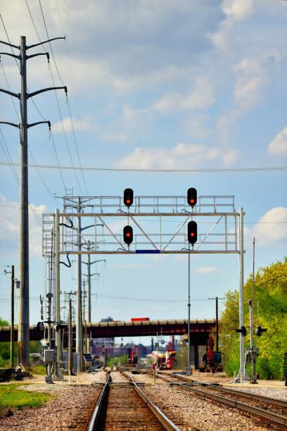 Signals Controlling Rail Traffic