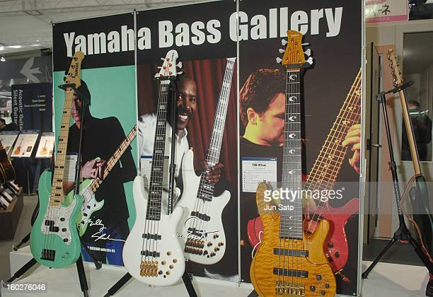 Signature Bass series of Billy shehan Nathan East and John Patitucci